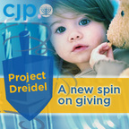 Project Dreidel: A Chanukah Toy Drive for Children in Need