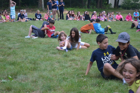 "A Day in the Life of a Camp JORI LIT, or, ""How Ben Maiden Got the Camp Director to Sock Wrestle!"""