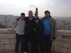 Israel, Friendship and Inclusion, Tikvah's Israel Trip - Camp Ramah New England