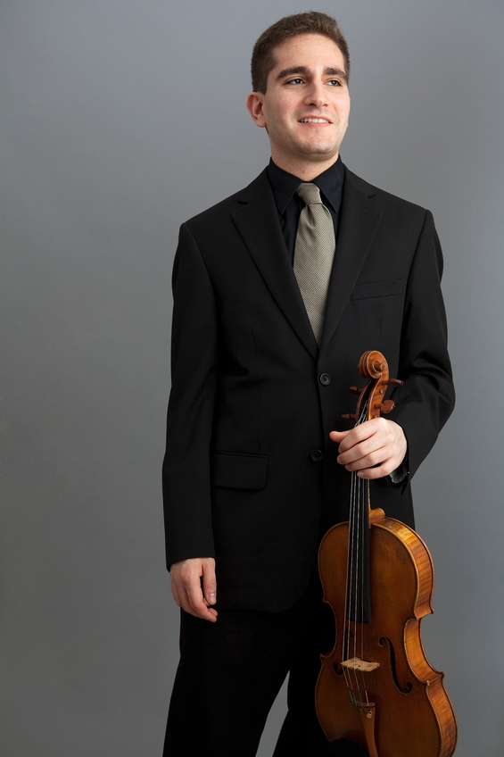 Four Questions with Daniel Getz, Boston Symphony Orchestra Violist