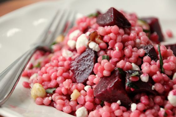 Chosen Eats: Colorful Couscous to Cure the Winter Blues