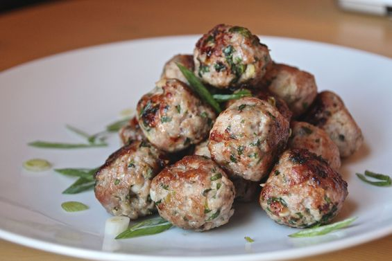 Chosen Eats: Passover Recipe - Asian Meatballs