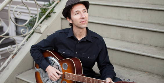 Four Questions with Saul Kaye, Jewish Blues Musician