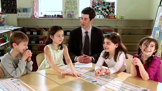 Passover According to Kids (Video Series)