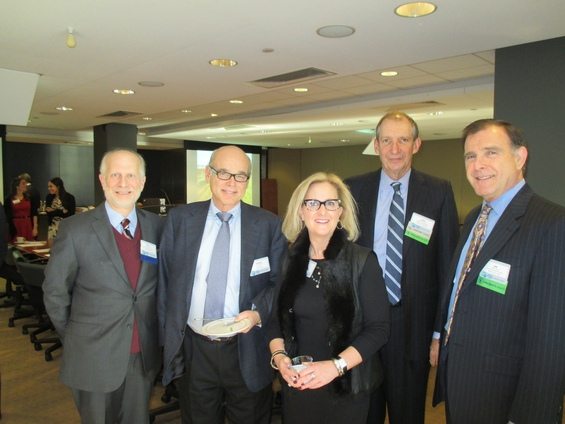 Jewish National Fund hosts Lawyers for Israel Society Breakfast