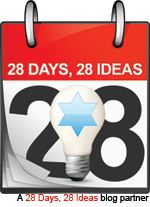 28 Days, 28 Ideas #21: Augmenting Jewish Reality