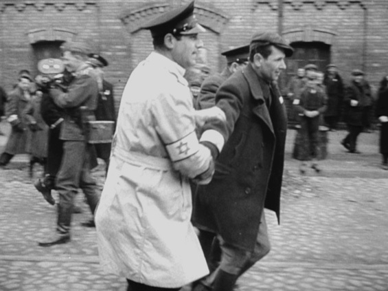 A Film Unfinished Uncovers the Story behind the Story of Warsaw Ghetto Footage