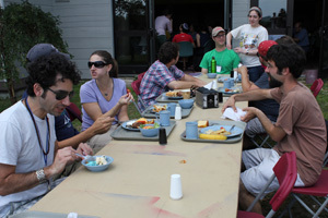 Creating Community at the National Havurah Committee's Summer Institute