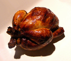 Roast Chicken Surprise, A Rosh Hashanah Recipe