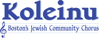 Brookline Voices Raising in Song: Featuring Koleinu, Boston's Jewish Community Chorus