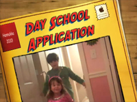 VIDEO CONTEST: Day School Application