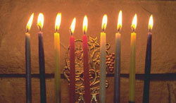How to light the Menorah on Chanukah