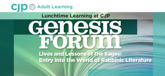Genesis Forum Podcasts - Now Available!