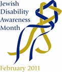 February is National Jewish Disability Awareness Month