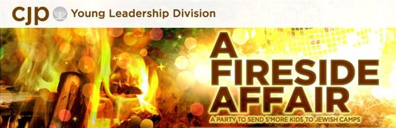 CJParty: A Fireside Affair Raised Funds & Fun... And we've got pictures to prove it!