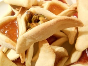 All About Aleza Eve: Sweet & Savory Hamentashen and Memories of Israel