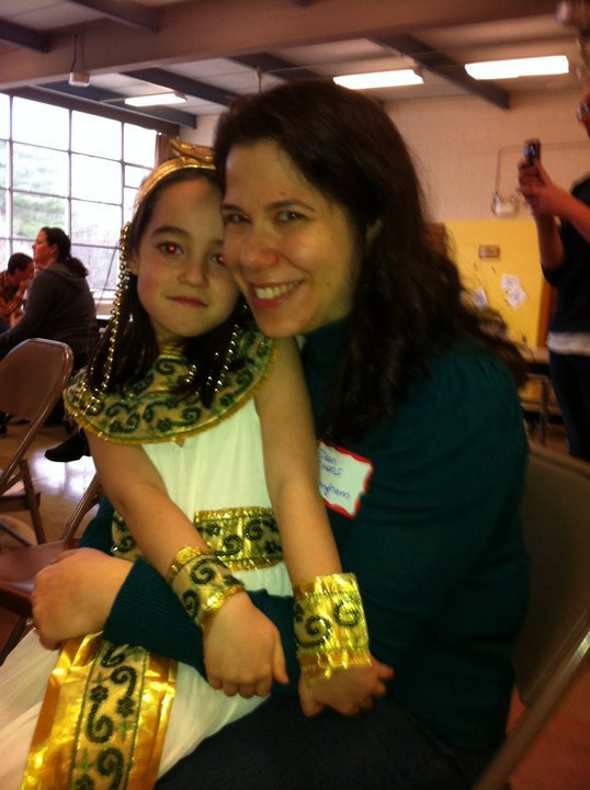 A Little Bit of Purim Magic at JFS
