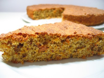 Carrot Kugel Souffle