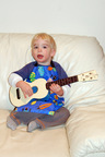 Finding His Voice: Toddler Fills House with Jewish Song
