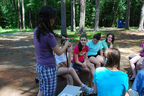 Ramah utilizes outside experts to train our staff on the best approaches to camper care.