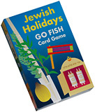 """Jewish Holidays Go Fish"" makes learning sweet!"