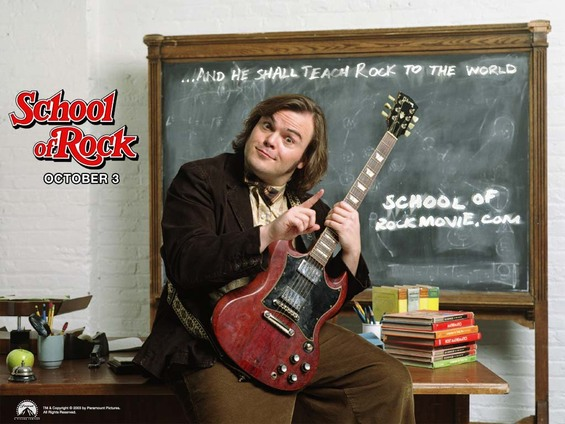 Jack Black as a Jewish Educator?