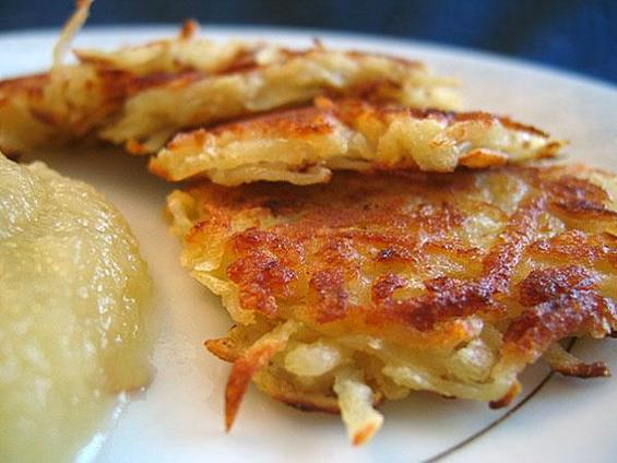 Potato Latkes   THE BUTCHERIE OF BROOKLINE