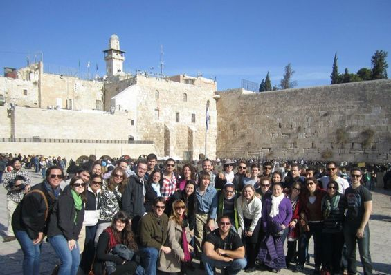 Thank You - From a Birthright Participant 