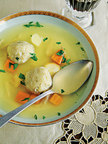 Easy Shabbat Chicken Soup Recipe
