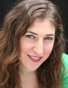 Q & A with Mayim Bialik of the hit shows Blossom and The Big Bang Theory
