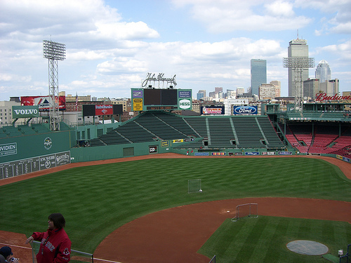 Next Year in Fenway: An Extended Passover Sports Metaphor
