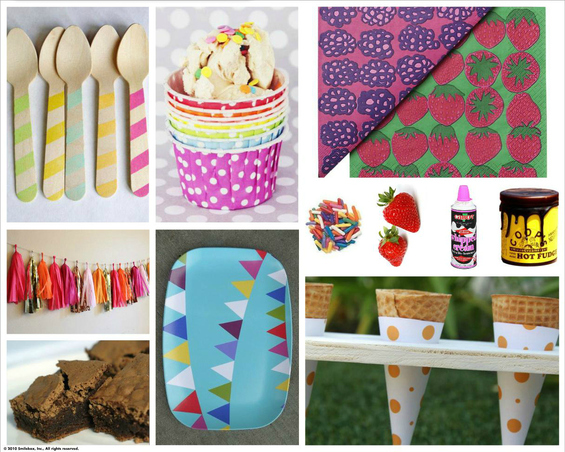 Celebrate Shavuot with an Ice Cream Party