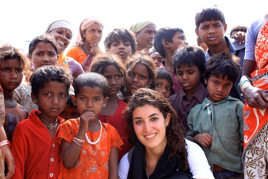 Pursuing Sustainable Tikkun Olam in India and Israel
