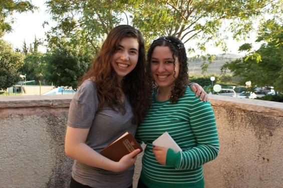 Shabbat in a Kibbutz!