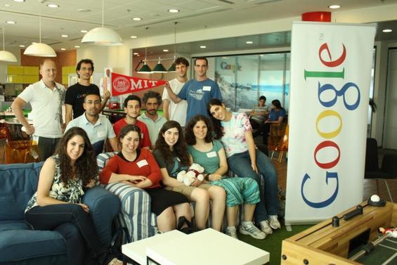 Reali School, Shiluvim and Google R&D