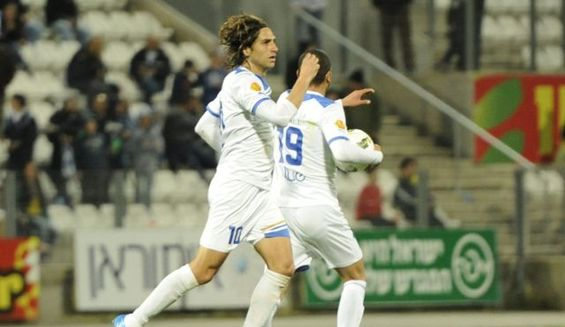 If the shoe fits, wear it: Kiryat Shmona 4, Neftchi PFK 0