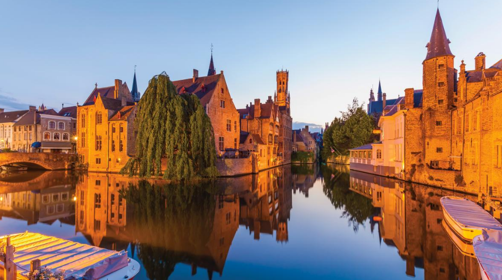 17 of the World's Most Romantic Destinations