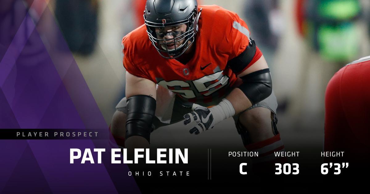 Prospect Profile: Ohio State C Pat Elflein