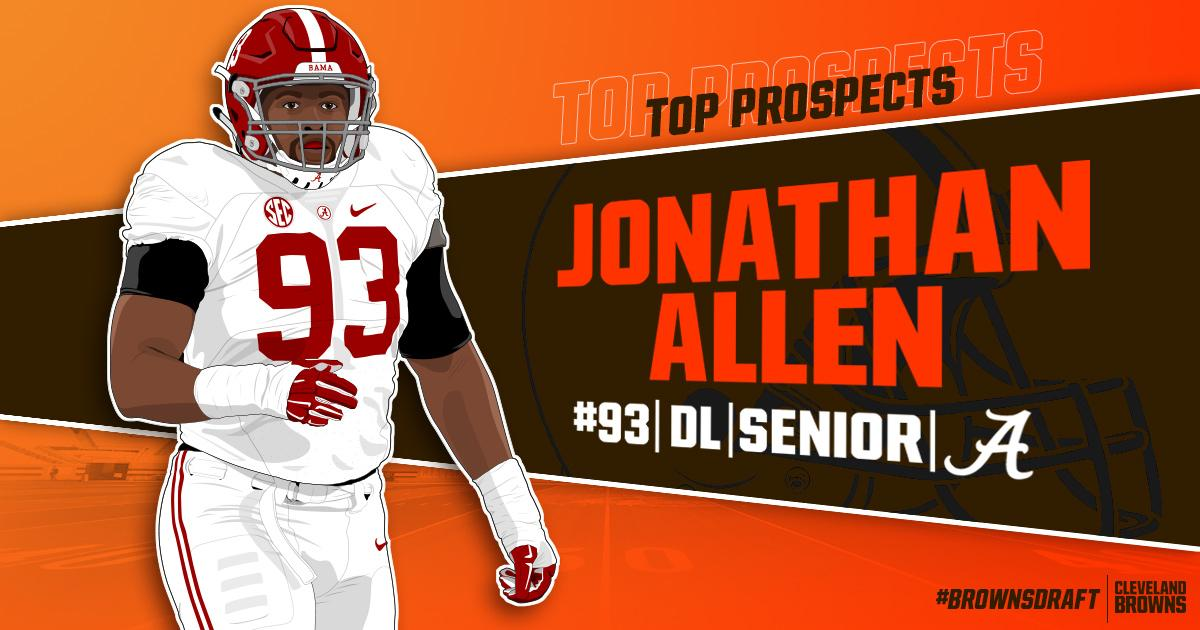 Profiling the prospects: Why Jonathan Allen is considered one of the best