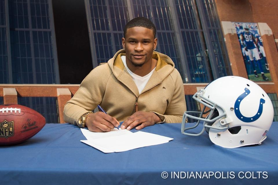 [ROSTER UPDATE] Colts Sign Veteran Tight End Brandon Williams