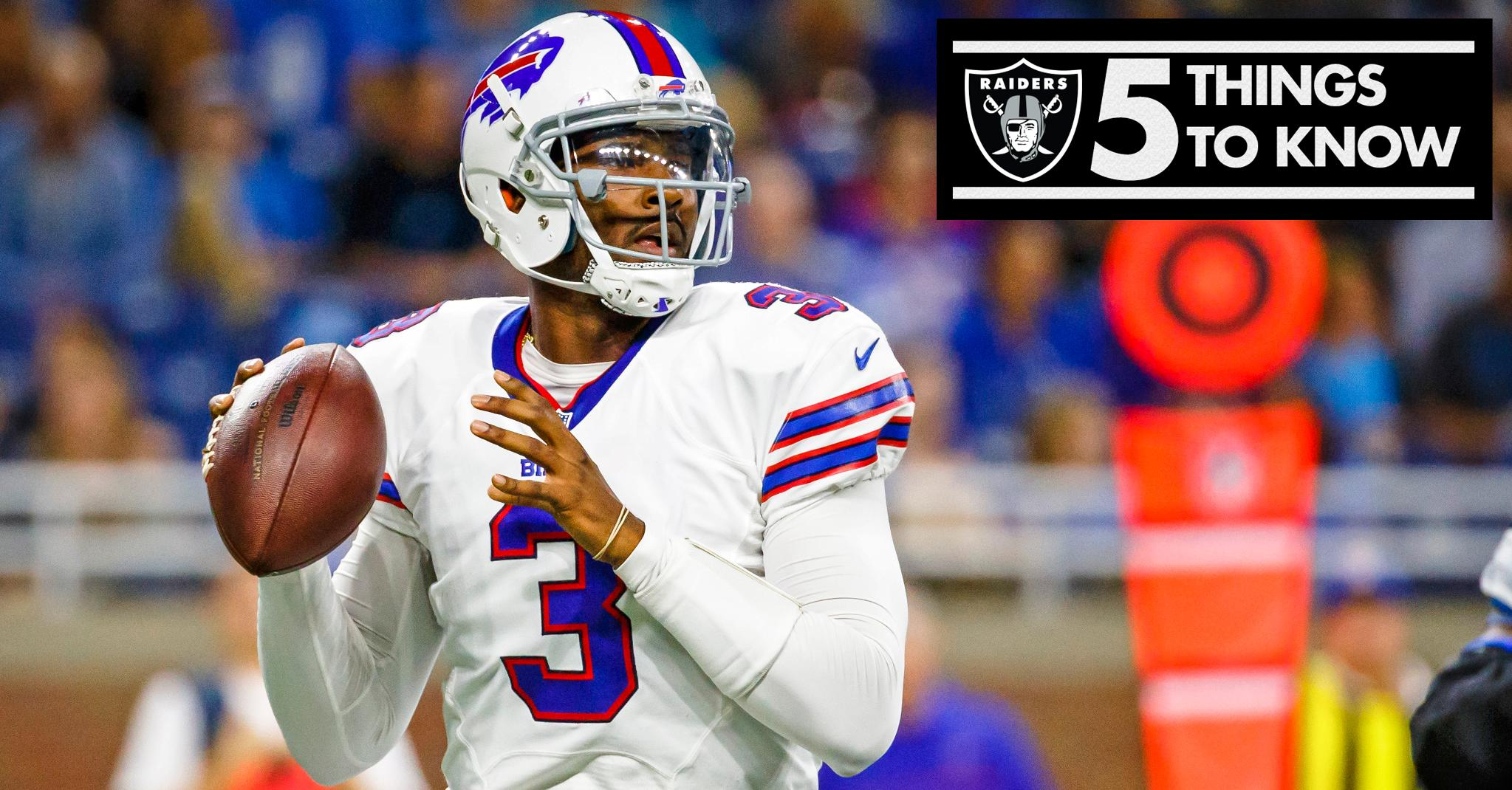 5 Things To Know About Quarterback EJ Manuel