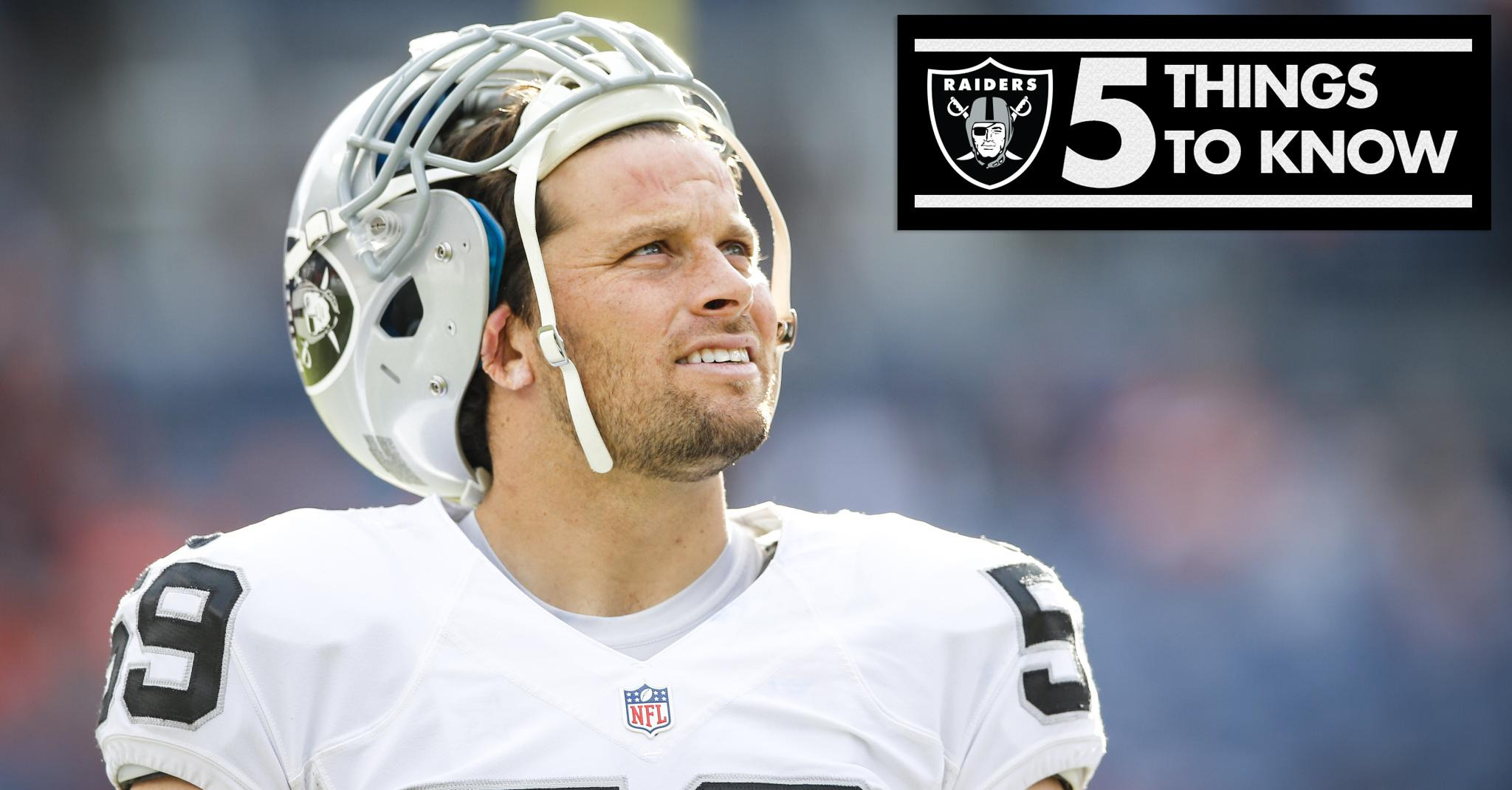 Five Things To Know About Long Snapper Jon Condo