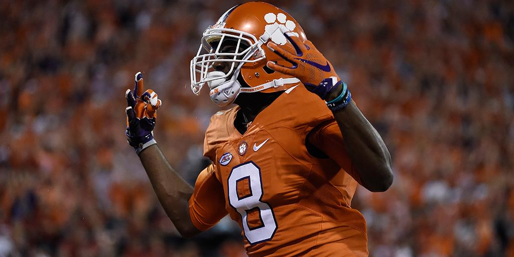 Who will replace Mike Williams at Clemson Football?,Who takes over for..