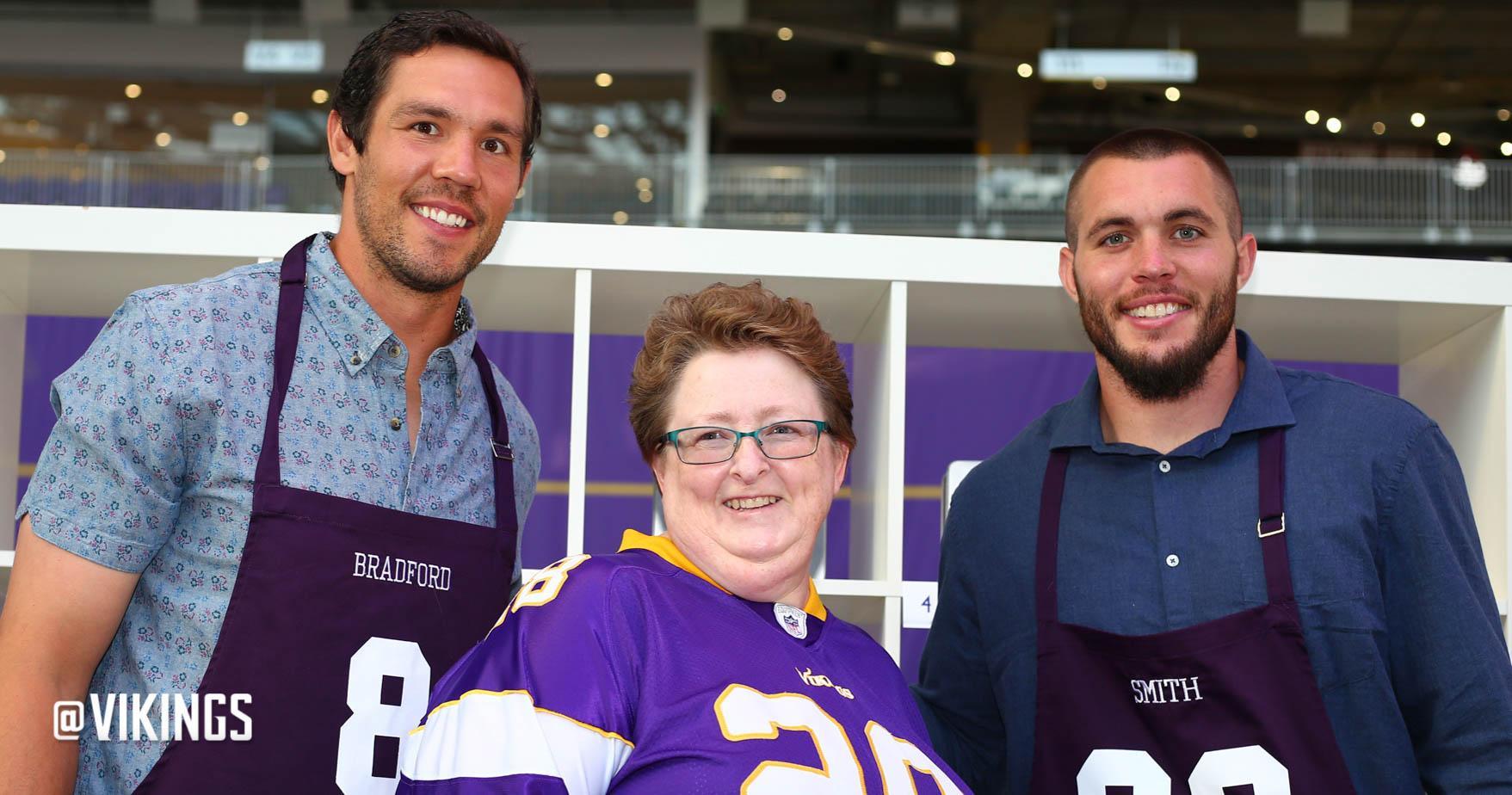 2017 Taste of the Vikings at U.S. Bank Stadium