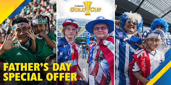 $5 Off Gold Cup Tickets in Nashville with Code SP3192
