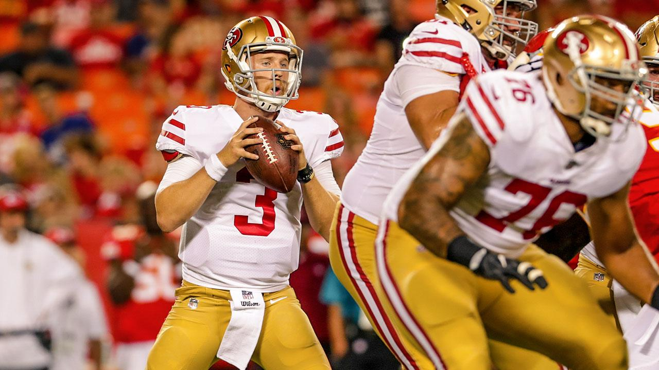 C.J. Beathard Shakes Nerves and Shines in Preseason Debut