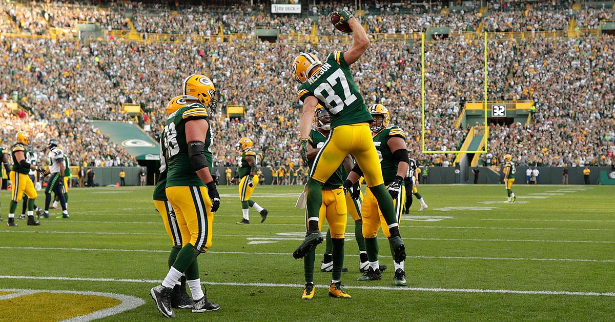 Packers pounce, opponents pay on free plays