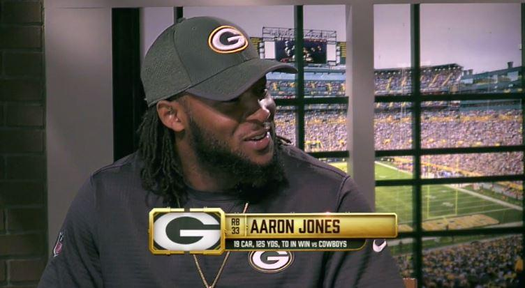 Mike McCarthy Show with Aaron Jones