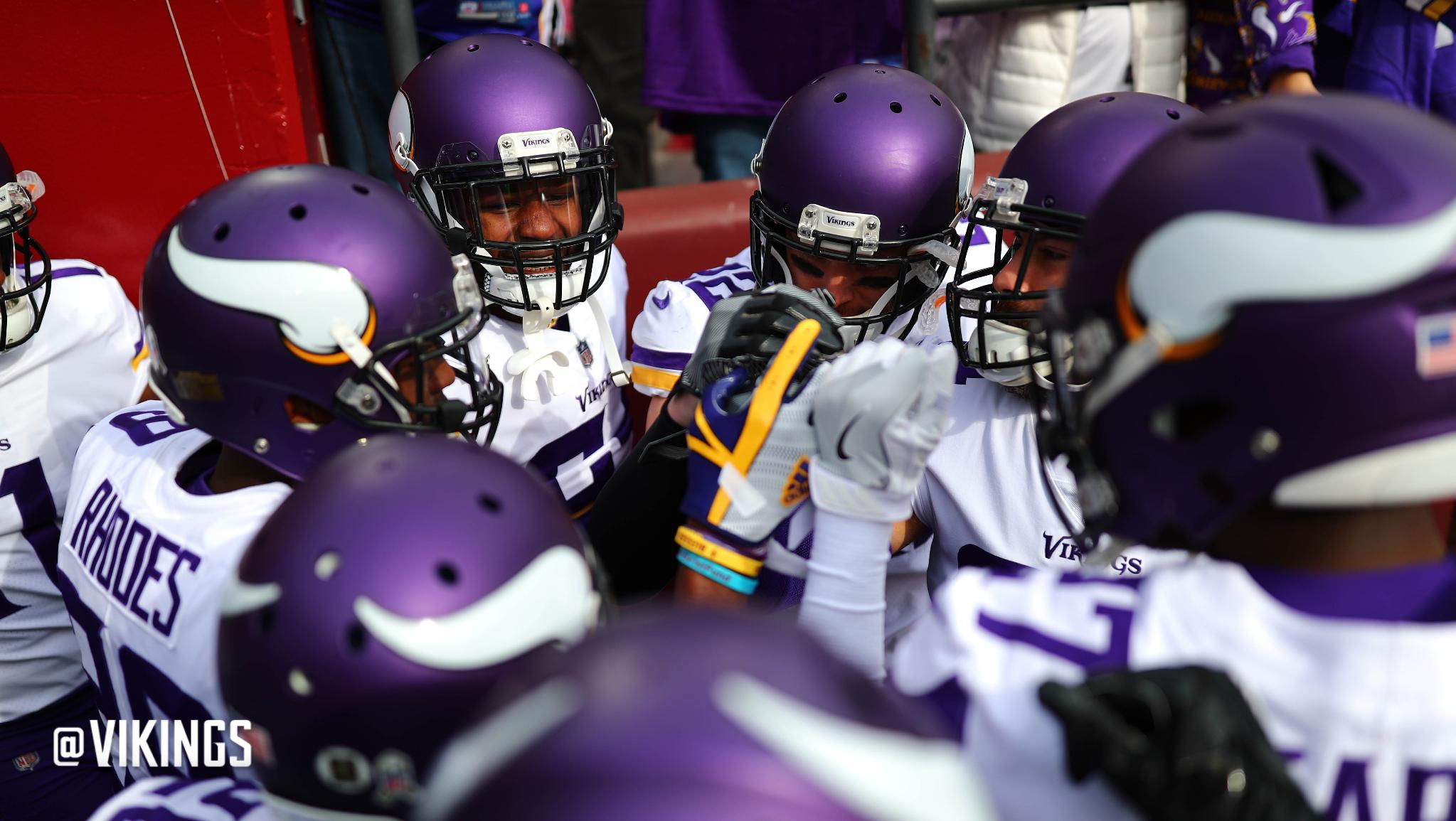 10 Vikings-Rams Numbers of Note: Vikings Have 5 Consecutive Wins for 3rd Straight Season