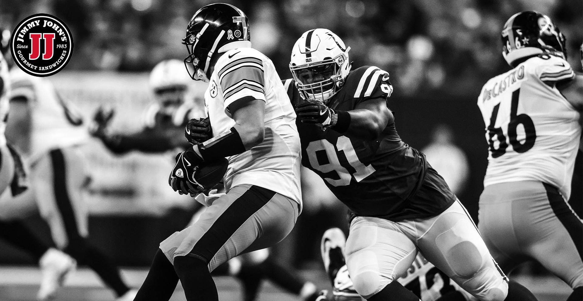 [PHOTOS] Tuesday's Top 10 - Colts vs Steelers